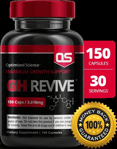 GH Revive bottle
